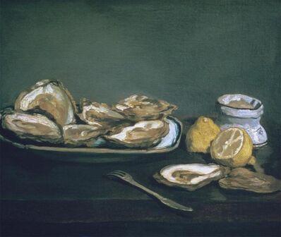 Édouard Manet, 'Oysters', 1862