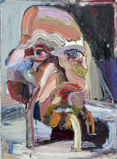 Ben Quilty, 'Self portrait, Human Island', 2015