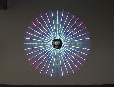 James Clar, 'Blue Star', 2014