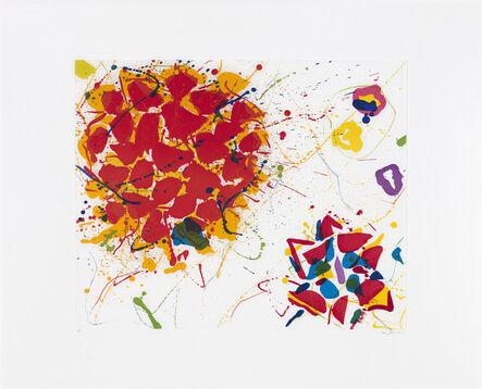 Sam Francis, 'Senza Titolo II (Untitled II)', 1987