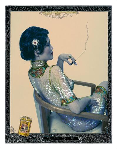 Rosfer & Shaokun, 'SMOKING LADY', 2008
