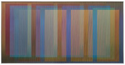 Carlos Cruz-Diez, 'Phsichromie Panama 82', 2012