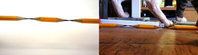 Bruce Nauman, 'Pencil Lift/Mr. Rogers', 2013