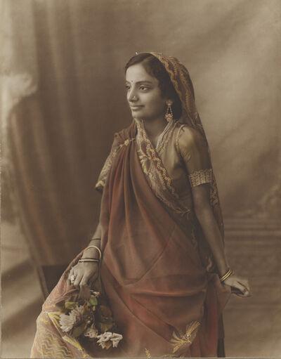 Unknown Photographer, 'Maharani of Pratapgarh', unknown