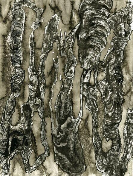 Jim Holyoak, 'Web of Wood', 2015