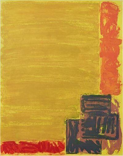 John Hoyland, 'View', 1979