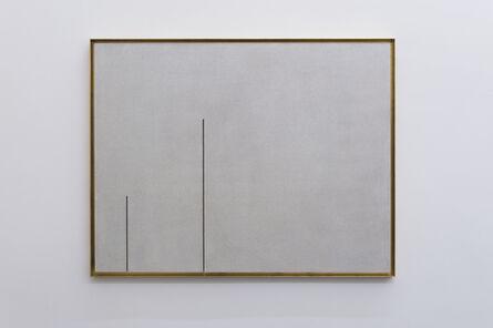 Hartmut Böhm, 'Progression gegen Unendlich mit 22,5°', 1987