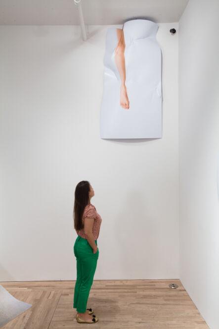 Eva and Franco Mattes, 'Agreement #2 (Leg)', 2014