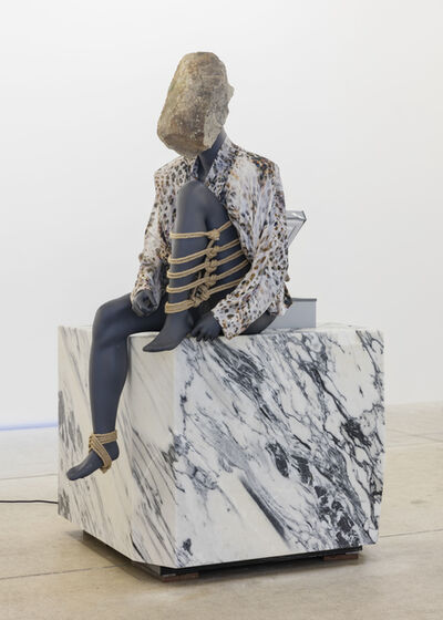 Bojan Sarcevic, 'Homo Sentimentalis (cheville)', 2020