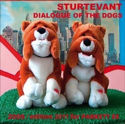 Sturtevant, 'Dialogue of the Dogs (for Parkett 88)', 2005/2011