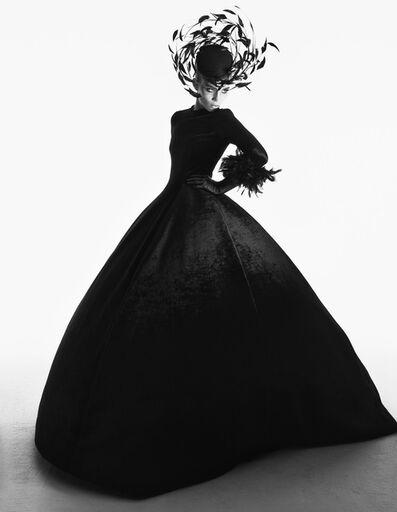 Mikael Jansson, 'Rebecca in Balenciaga, Paris studio 2019', 2019