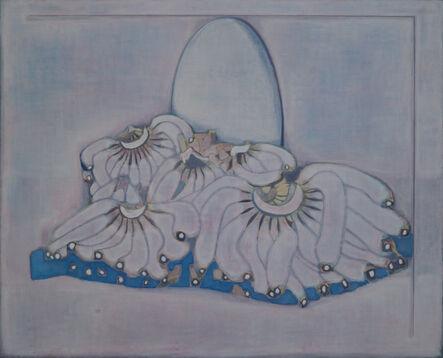 Tang Yongxiang, 'Five bunches of bananas', 2014