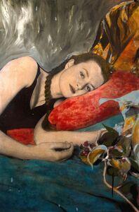 Ayline Olukman, 'Women and Still Life', 2016