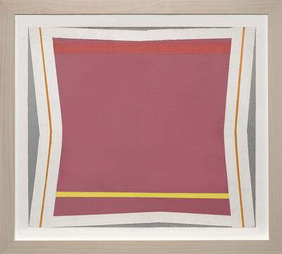 Larry Zox, 'Untitled', 1964