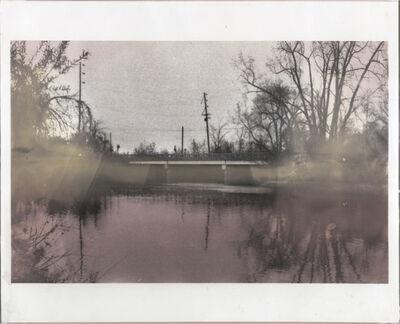 Matthew Brandt, 'Bridge over Flint 8B', 2016