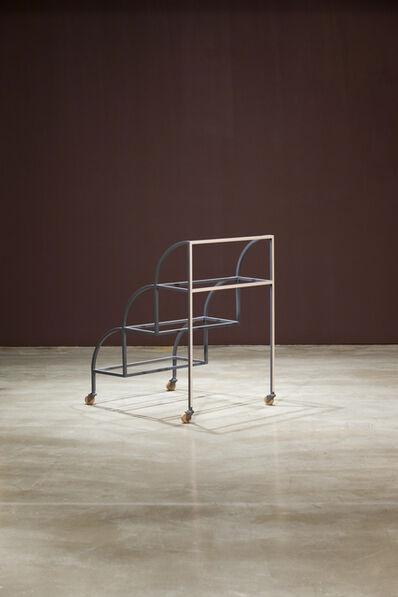 Suki Seokyeong Kang, 'Circled Stair', 2014