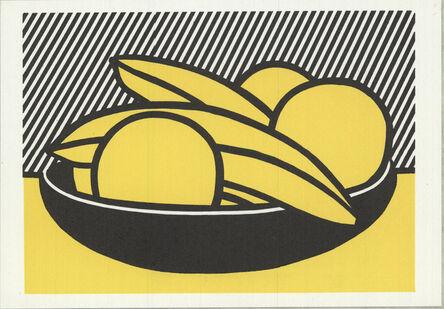 Roy Lichtenstein, 'Bananas and Grapefruit', 1972