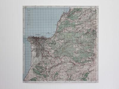 Stéphanie Saadé, 'nostalgic geography', 2013
