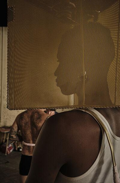 Serge Leblon, 'Gilgamesh&Enkidu', 2020