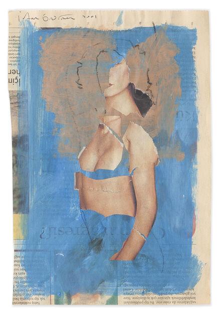 Irfan Önürmen, 'Newspaper Series 18', 2000-02