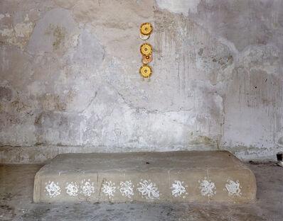 Laura McPhee, 'Oldest Thakur Dalan (Hall of Worship) in the City, Mitra House, North Kolkata', 2005