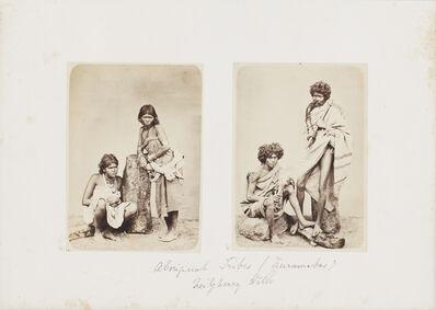 John P. Nicholas, ' Kurrumba, Indigenous Tribes from Nilgiri Hills', c.1850-59