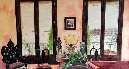 Meridith McNeal, 'Venetian Windows: New Year's Day', 2011