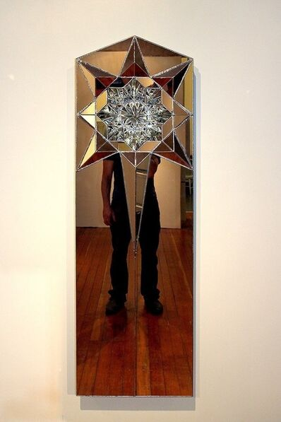 Andy Diaz Hope, 'Diptych with Void', 2014