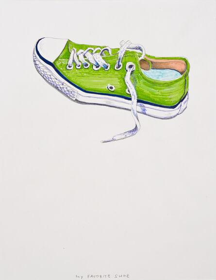 Jim Torok, 'My Favorite Shoe', 2014