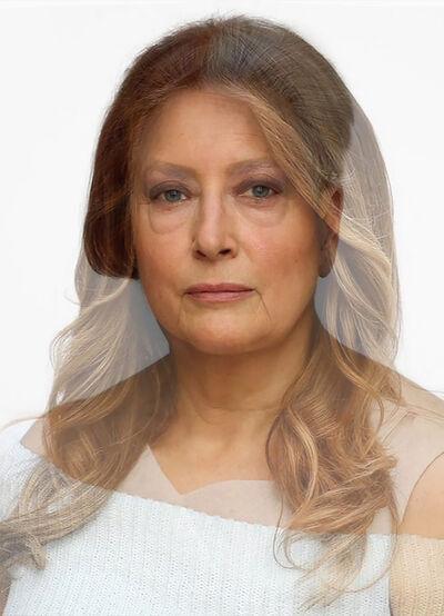Martha Wilson, 'Makeover: Melania', 2017