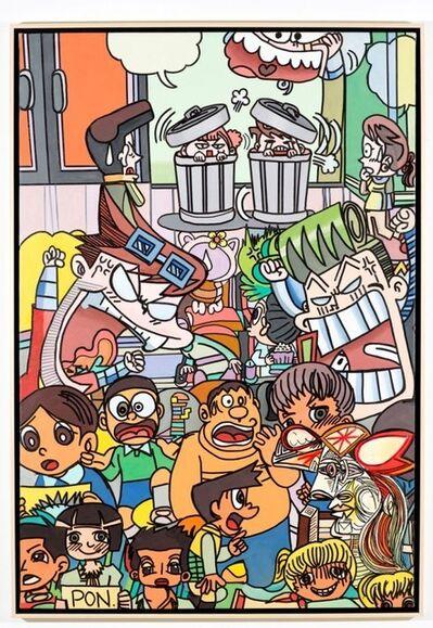 Erró, 'Manga Picasso Nr. 3', 2012