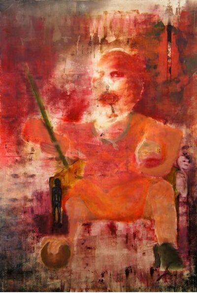 Sabina Klein, 'Warrior Woman', 2014