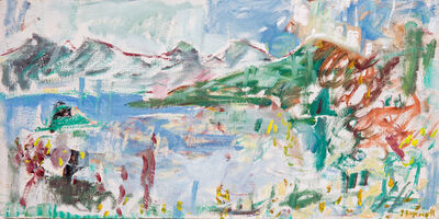Stephen Benwell, 'Lake Geneva', 2015