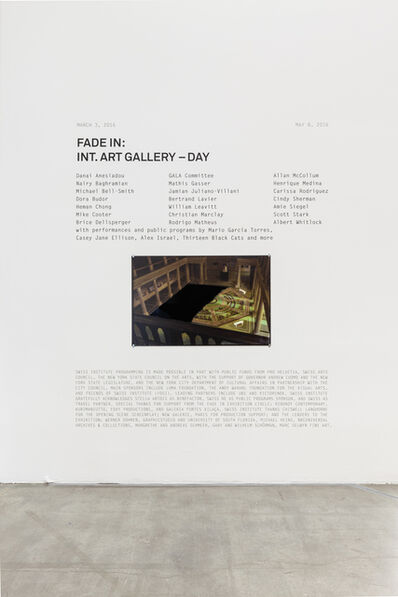 Albert Whitlock, 'Museen Ze Berlin Matte Painting (replica)', 1966
