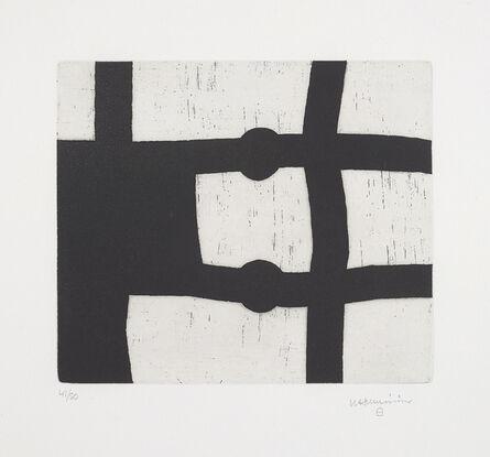 Eduardo Chillida, 'Untitled (Menturatu)', 1991
