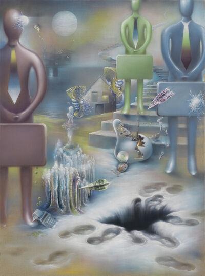Bernhard Martin, 'Environment for Spiritual Vacuum (Yes-Men)', 2015
