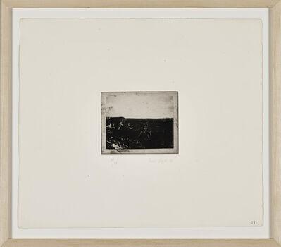 Dieter Roth, 'Isländische Landschaft IV (Icelandic Landscape IV)', 1973
