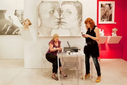 Andy Freeberg, 'Ferrin Gallery, Art Miami', 2010