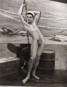 Bob Mizer, 'Rem Brandt', ca. 1957
