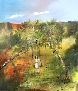 Terry-Pauline Price, 'The Old Orchard', 2019