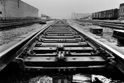 Réjean Meloche, 'Rails', ca. 1972