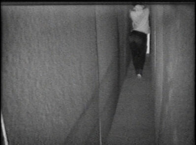 Bruce Nauman, 'Walk with Contraposto', 1968