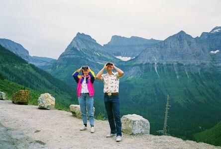 Mitch Epstein, 'Glacier National Park, Montana ', 1988