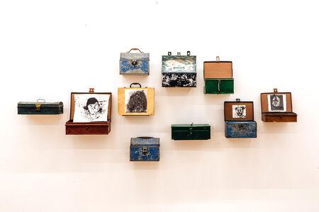 Gareth Nyandoro, 'Untitled (boxes)', 2018