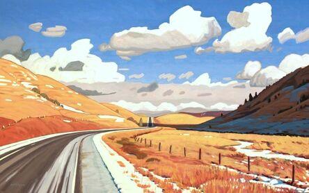 Clayton Anderson, 'Vanishing Point'