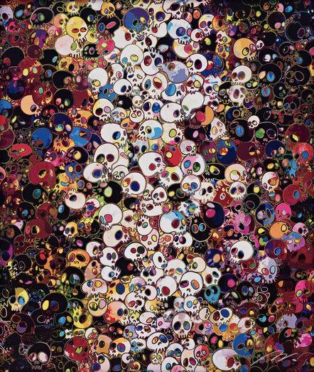 Takashi Murakami, 'I Do Not Rule My Dreams. My Dreams Rule Me', 2011