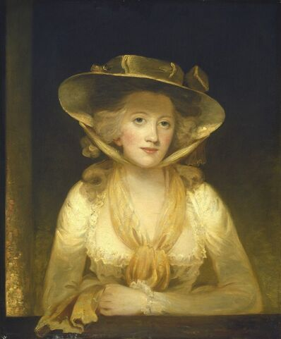 John Hoppner, 'Lady Cunliffe', 1781/1782