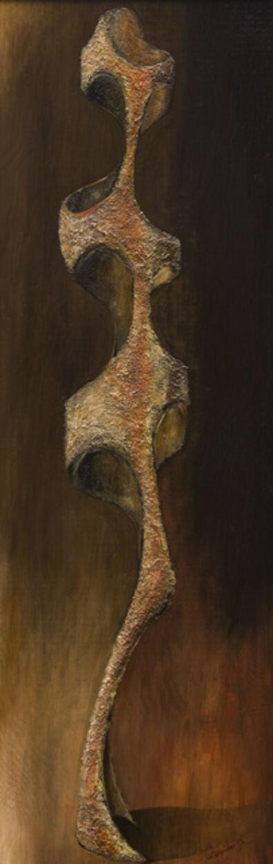 John Outterbridge, 'Sculpted Form', 1962