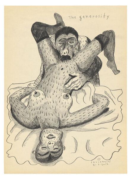 Tassos Pavlopoulos, 'The Generosity', 2012