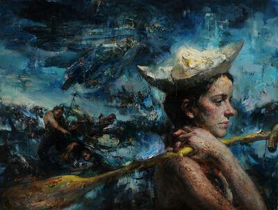 Victor Wang, 'Dreaming Away', 2017